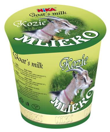kozie-mlieko